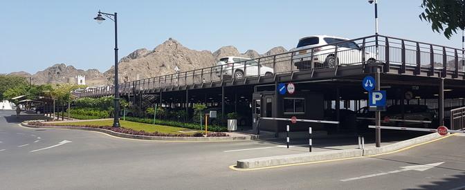 Construction de parking
